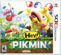 Hey! Pikmin Nintendo 3DS Front Cover