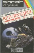 Star Wars: Return of the Jedi - Death Star Battle ZX Spectrum Front Cover