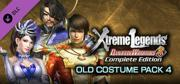 Dynasty Warriors 8: Xtreme Legends - Complete Edition: Old Costume Pack 4 Windows Front Cover