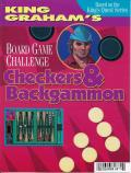 Crazy Nick's Software Picks: King Graham's Board Game Challenge DOS Front Cover