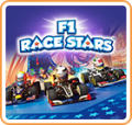 F1 Race Stars: Powered Up Edition Wii U Front Cover