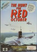 The Hunt for Red October ZX Spectrum Front Cover