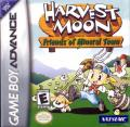Harvest Moon: Friends of Mineral Town Game Boy Advance Front Cover