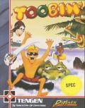 Toobin' ZX Spectrum Front Cover