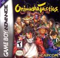 Onimusha Tactics Game Boy Advance Front Cover