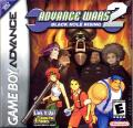Advance Wars 2: Black Hole Rising Game Boy Advance Front Cover