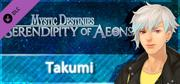 Mystic Destinies: Serendipity of Aeons - Takumi Macintosh Front Cover