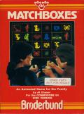 Matchboxes Commodore 64 Front Cover