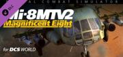 DCS World: A-10A Warthog Mi-8 MTV2 Magnificent Eight Windows Front Cover