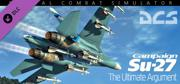 DCS World: Su-27 - The Ultimate Argument Campaign Windows Front Cover