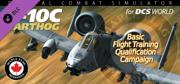 DCS World: A-10C Warthog - Basic Flight Training Campaign Windows Front Cover