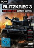 Blitzkrieg 3: The Complete Combat Edition Windows Front Cover