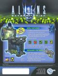 Aliens: Extermination Arcade Front Cover