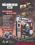 The Walking Dead Arcade Front Cover
