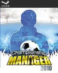Championship Manager 2010 Windows Front Cover