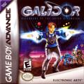 Galidor: Defenders of the Outer Dimension Game Boy Advance Front Cover