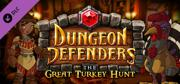 Dungeon Defenders: The Great Turkey Hunt Linux Front Cover