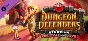 Dungeon Defenders: Etherian Festival of Love Linux Front Cover