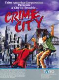 Crime City Arcade Front Cover