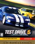 Test Drive 5 Windows Front Cover