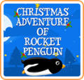 Christmas Adventure of Rocket Penguin Wii U Front Cover