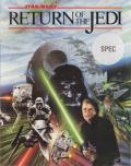 Star Wars: Return of the Jedi ZX Spectrum Front Cover