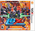 LBX: Little Battlers eXperience Nintendo 3DS Front Cover