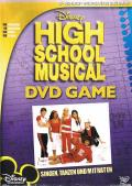 Disney High School Musical: DVD Game DVD Player Front Cover