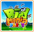Bird Mania: Party Wii U Front Cover