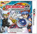 Beyblade: Evolution Nintendo 3DS Front Cover
