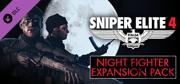 Sniper Elite 4: Italia - Night Fighter Expansion Pack Windows Front Cover