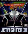 JetFighter III: Enhanced Campaign CD DOS Front Cover