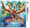 Monster Hunter Stories Nintendo 3DS Front Cover