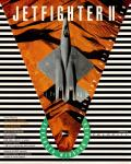 JetFighter II: Operation Lightning Storm DOS Front Cover