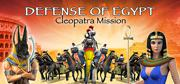 Defense of Egypt: Cleopatra Mission Macintosh Front Cover