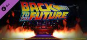 Planet Coaster: Back to the Future Time Machine Construction Kit Windows Front Cover