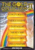 The Gold Collection II ZX Spectrum Front Cover