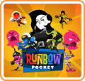 Runbow Pocket New Nintendo 3DS Front Cover