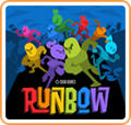 Runbow Wii U Front Cover