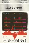 Don't Panic ZX Spectrum Front Cover