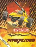 Marauder ZX Spectrum Front Cover