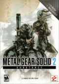Metal Gear Solid 2: Substance Windows Front Cover