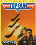 Top Gun ZX Spectrum Front Cover