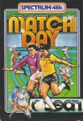 Match Day ZX Spectrum Front Cover