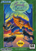 Disney's Beauty and the Beast: Roar of the Beast Genesis Front Cover