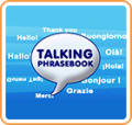Talking Phrasebook Nintendo 3DS Front Cover