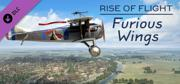 Rise of Flight: Furious Wings Windows Front Cover