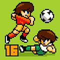 Pixel Cup Soccer 16 iPad Front Cover