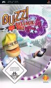 Buzz!: Brain Bender PSP Front Cover