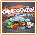 Overcooked!: Special Edition Nintendo Switch Front Cover